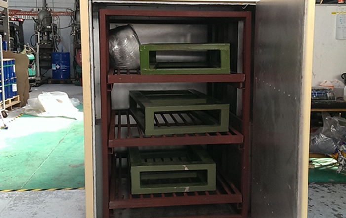 Material Oven