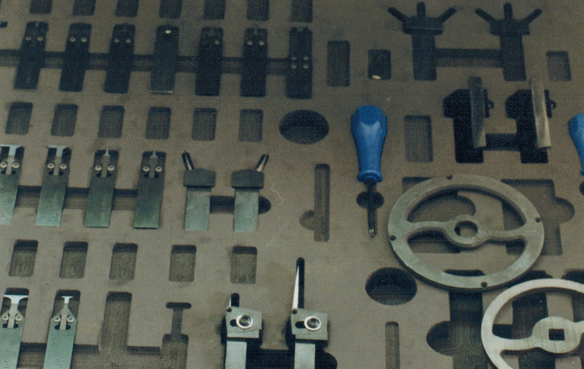 Tools and Holders
