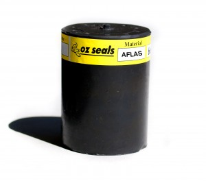 Aflas Extreme Rubber for High Performance Seals by Oz Seals