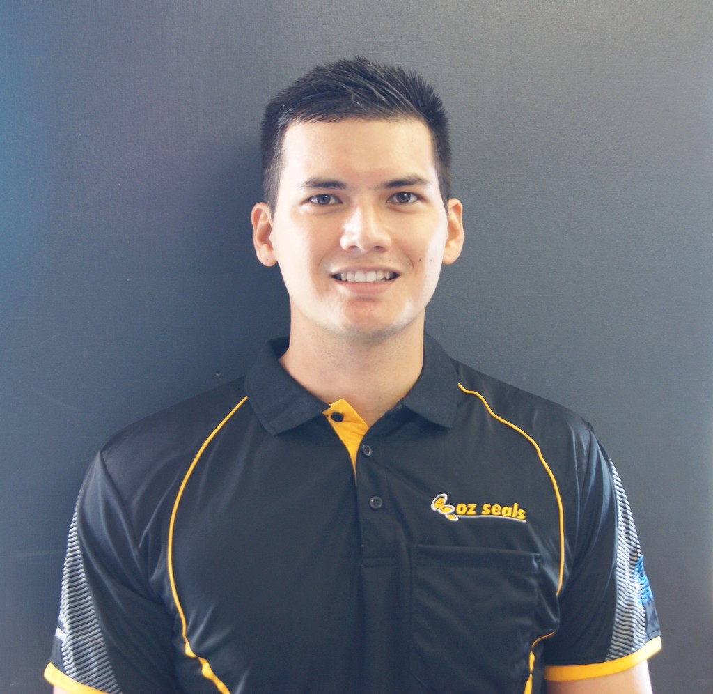 Marcelino Prinz - Technical Sales Manager at Oz Seals Queensland