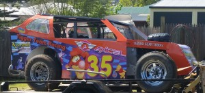 C & S Tigger Team Racing Car Right Body