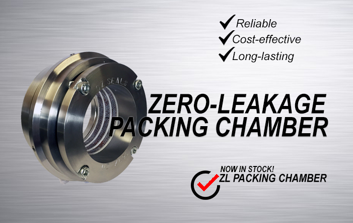 NEW IN STOCK: OZ Seals ZL Packing Chamber