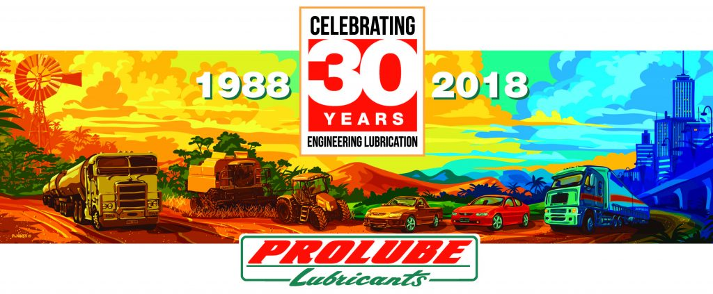 Oz Seals proud distributors of Prolube Lubricants