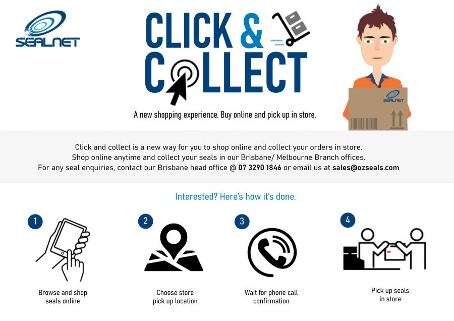 Click & Collect!
