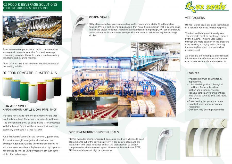 Oz Food & Beverage Solutions