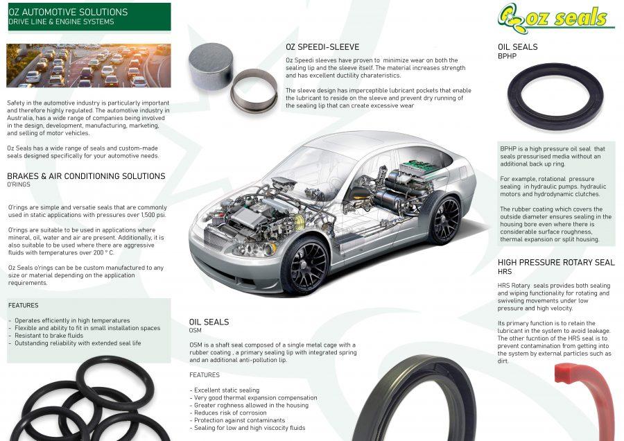 Oz Automotive Solutions