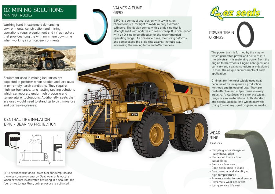 Oz Mining Solutions (Mining Trucks)